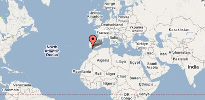 Mapa de Europa - google maps