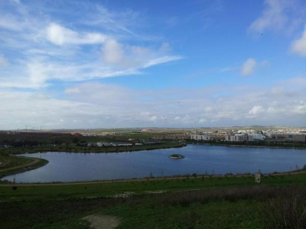 Laguna de Torrox en Jerez - Foto del autor