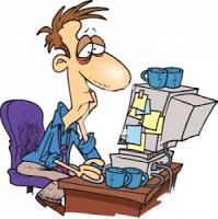 escritor-cansado