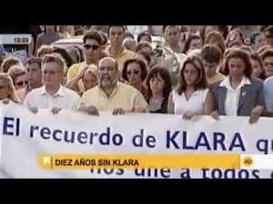 Clara. San Fernando. Ley del Menor.