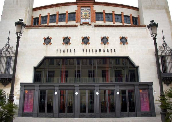 Teatro Villamarta de Jerez: Fotografía La Voz del Sur.