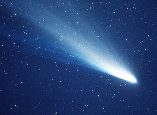 Cometa Halley (NASA)
