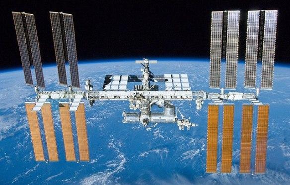 Estación Espacial Internacion